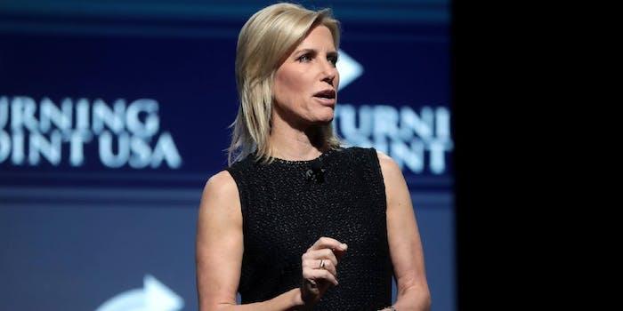 Laura Ingraham from Fox News