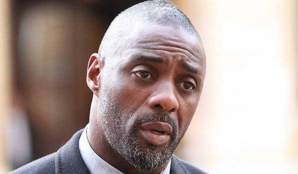 Idris Elba squashes coronavirus rumors