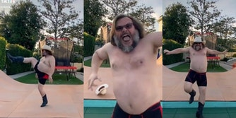 jack black dance tic tok