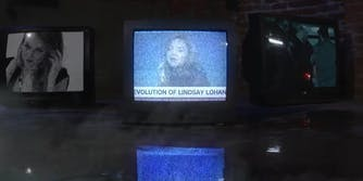 lindsay lohan video teaser