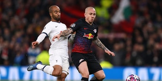 Lucas Moura and Angelino