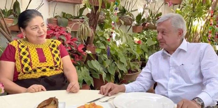Andrés Manuel López Obrador coronavirus mexico