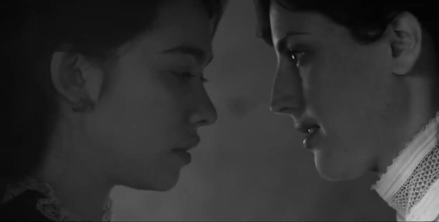 Netflix lgbtq movies: Elisa & Marcela