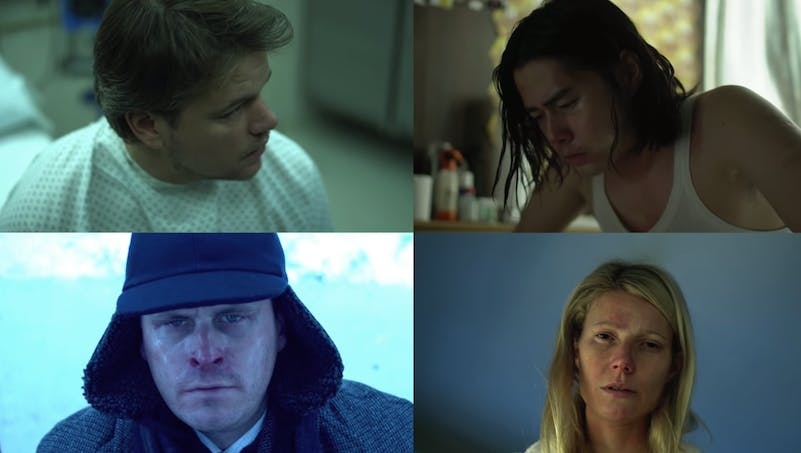 Pandemic movies on streaming: Contagion