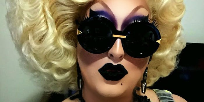 sherry pie disqualified from rupaul's best drag race