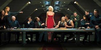 stream Battlestar Galactica