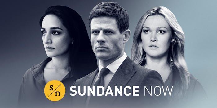 stream Sundance now