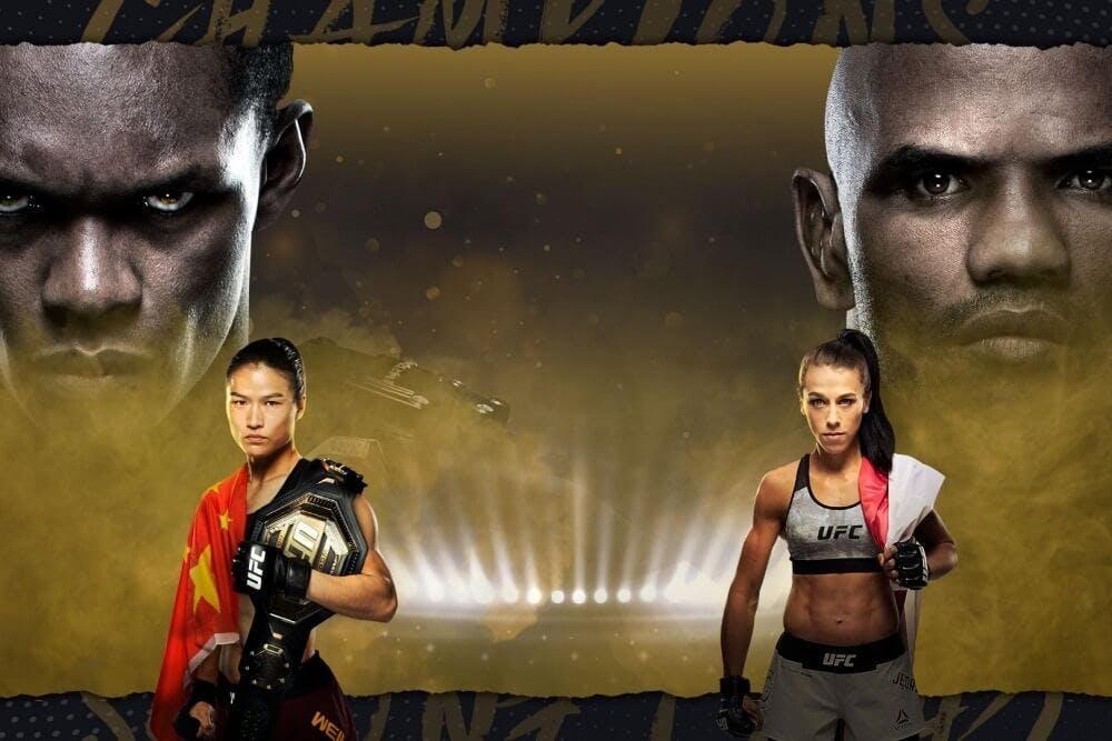 UFC 248 live stream ESPN Adesanya vs Romero