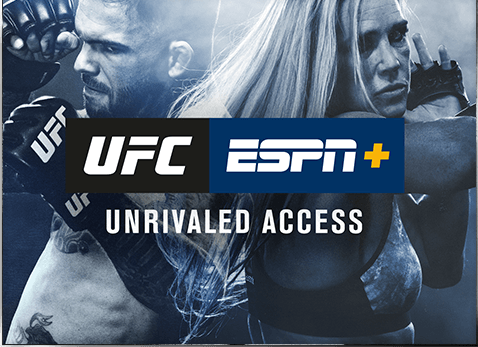 UFC app ESPN+ UFC 248 Israel Adesanya vs Yoel Romero