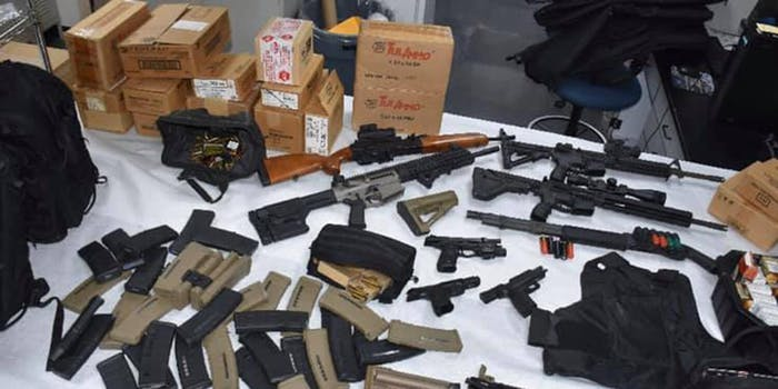 ups employee arrested mass shooting threat