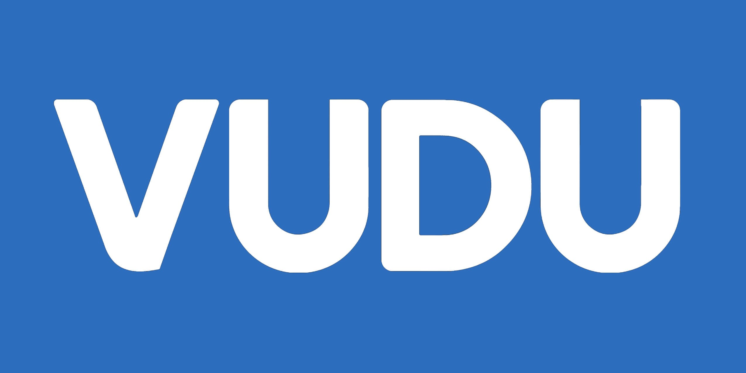 This image has an empty alt attribute; its file name is vudu_logo.jpg