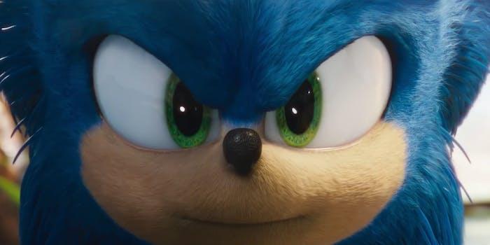 watch sonic the hedgehog movie