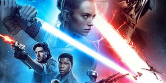 watch Star Wars rise of skywalker