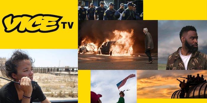watch Vice News Tonight