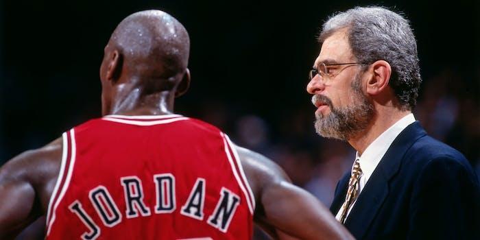 Michael Jordan The Last Dance ESPN