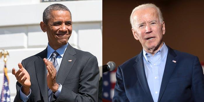 Barack Obama Endorse Joe Biden