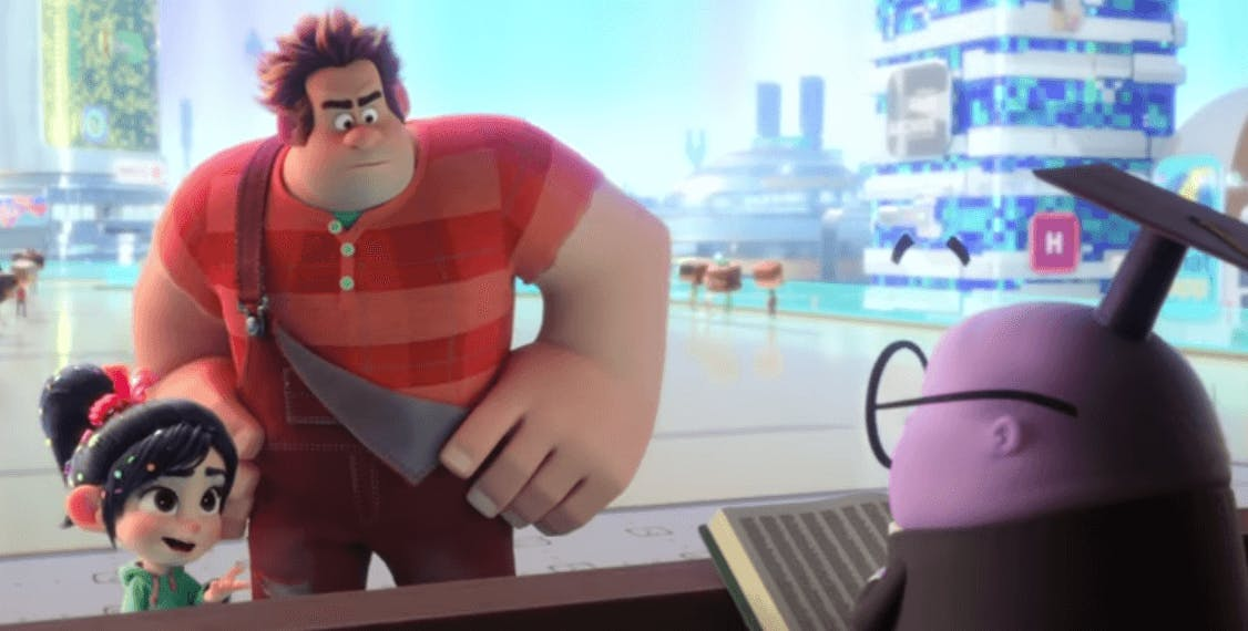 Best Family Movies on Netflix Ralph Breaks the Internet