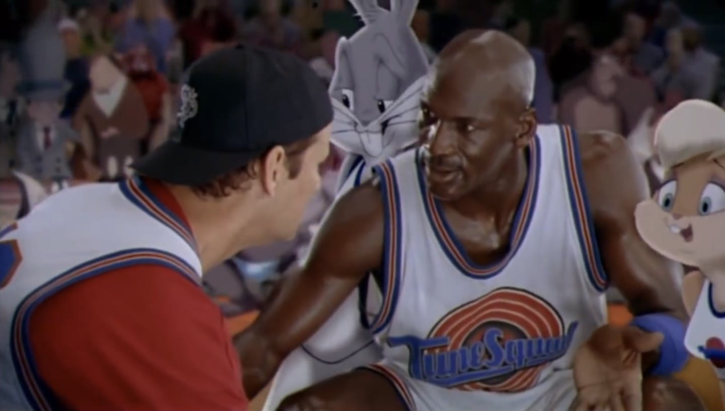 Best Family Movies on Netflix Space Jam