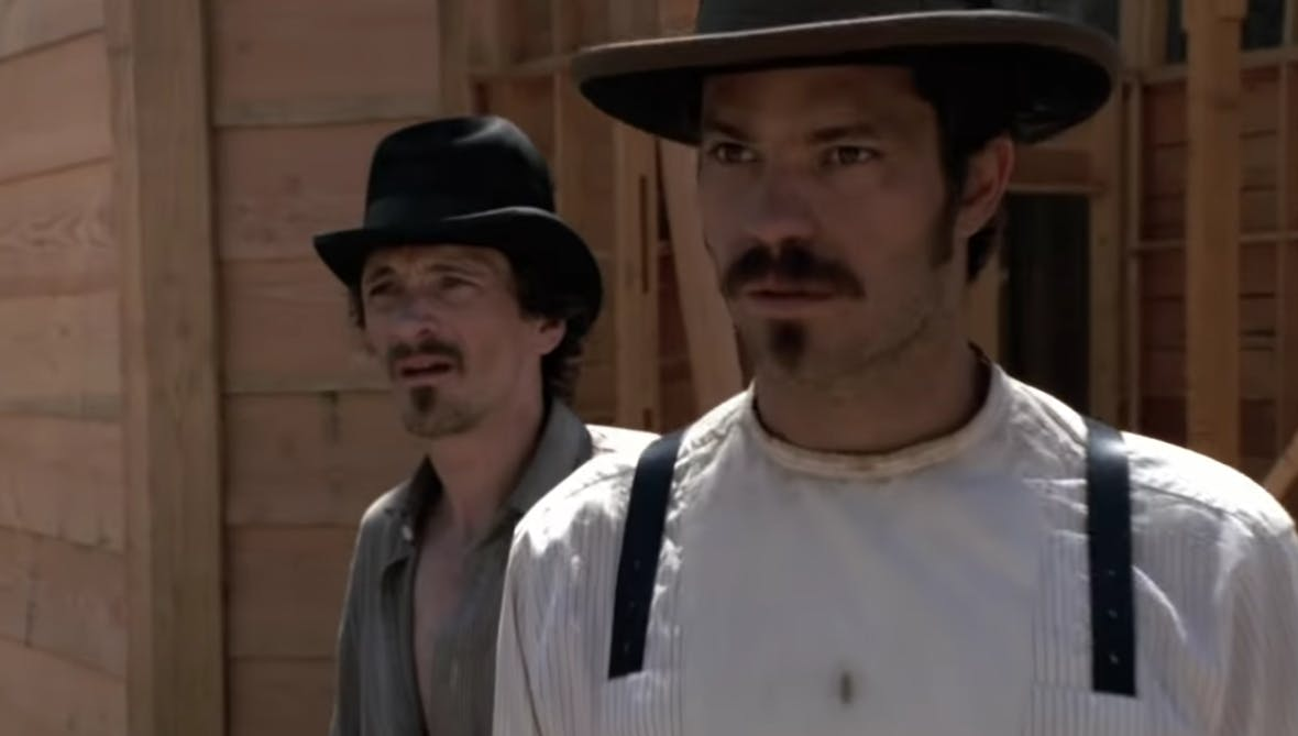 Best Shows on HBO Deadwood
