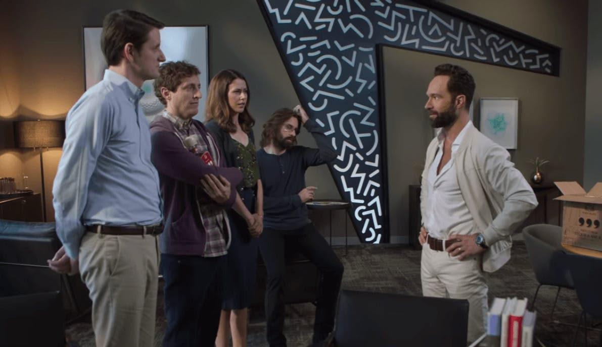 Best Shows on HBO Silicon Valley