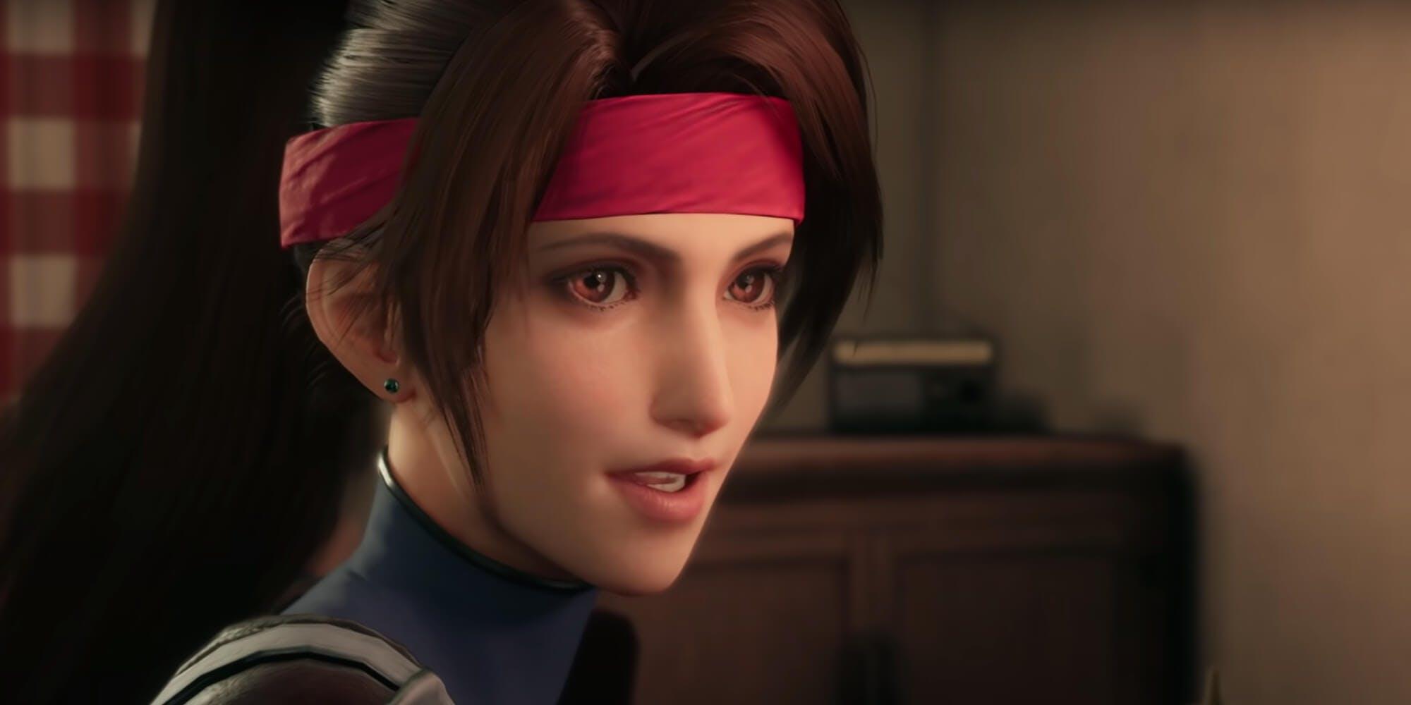 Final Fantasy VII Remake - Jessie