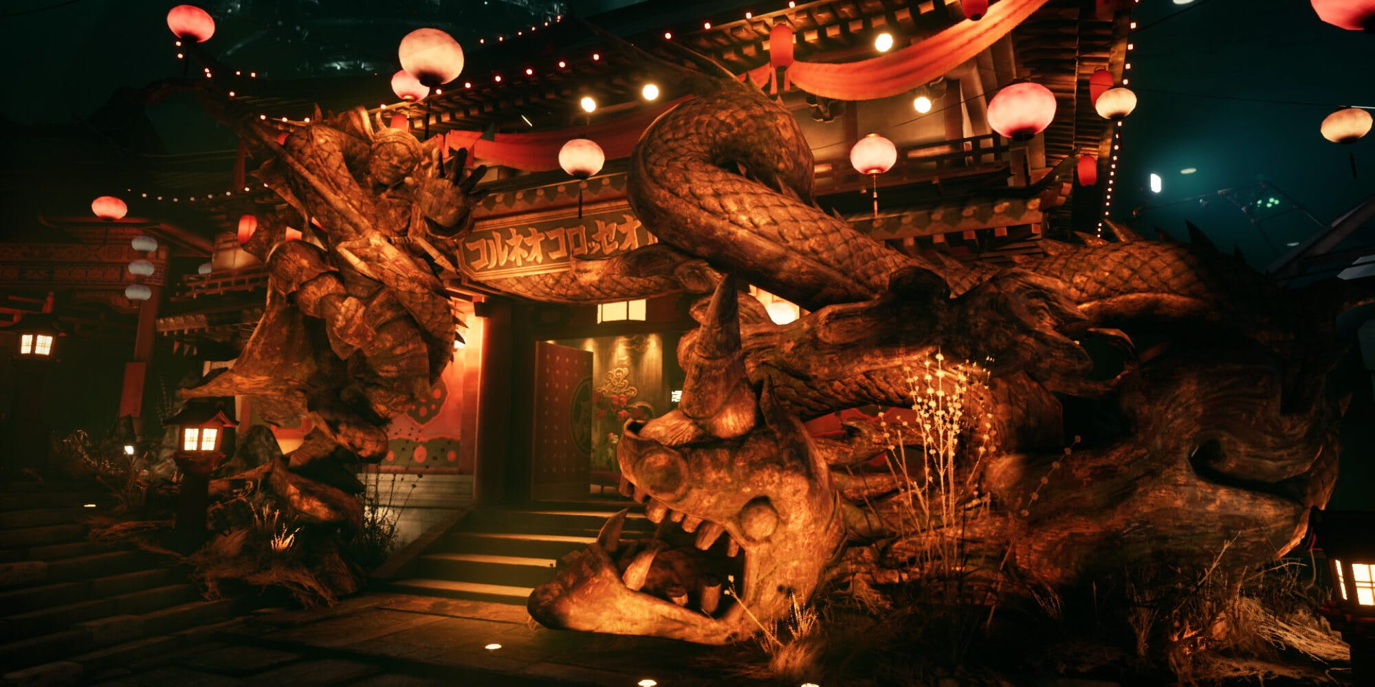 Final Fantasy VII Remake - world