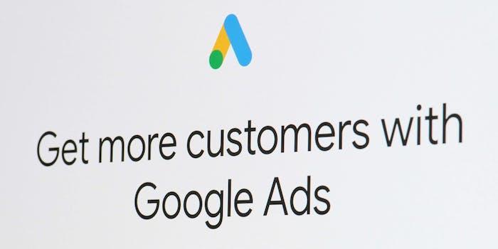 Google Advertisers Identity Verification
