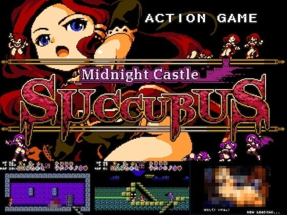 Midnight Castle Succubus Critical Bliss