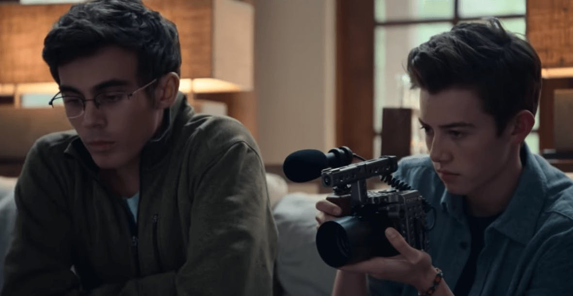 Mystery Shows American Vandal
