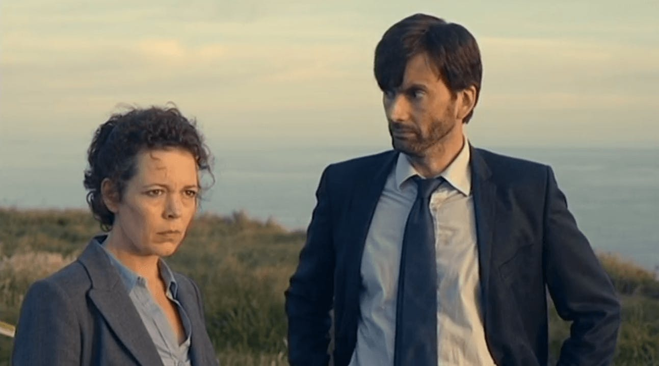 Mystery Shows Broadchurch