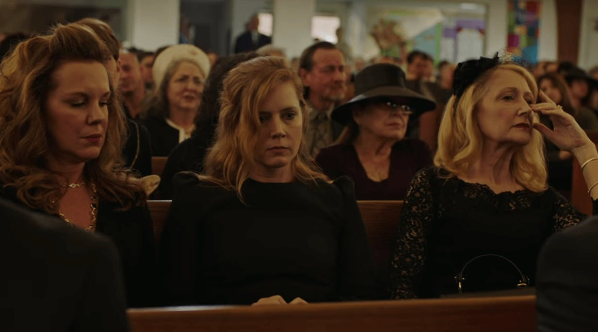 Mystery Shows Sharp Objects