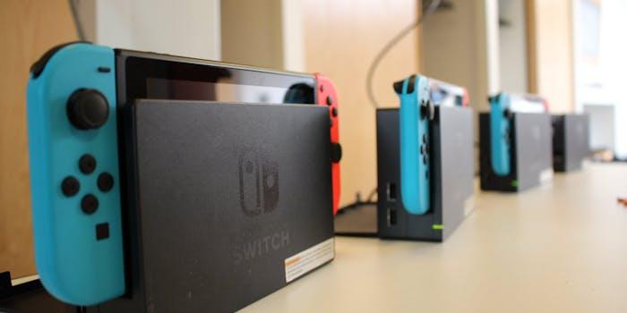 Nintendo Switch Accounts Hacked