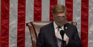 congress masks