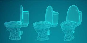 Smart Toilet Butthole Recognition Anus Recognition