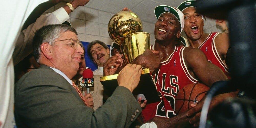 ESPN Michael Jordan The Last Dance