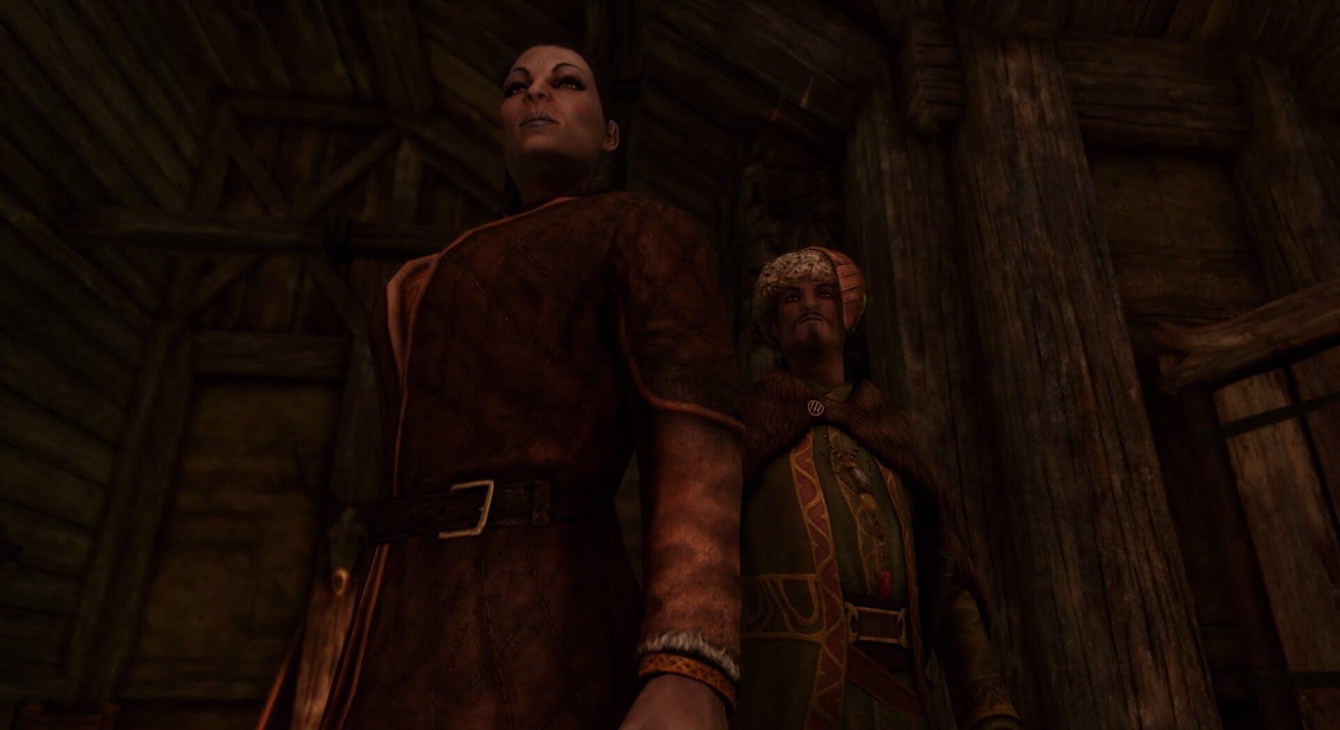 Skyrim - Black-Briars thieves guild