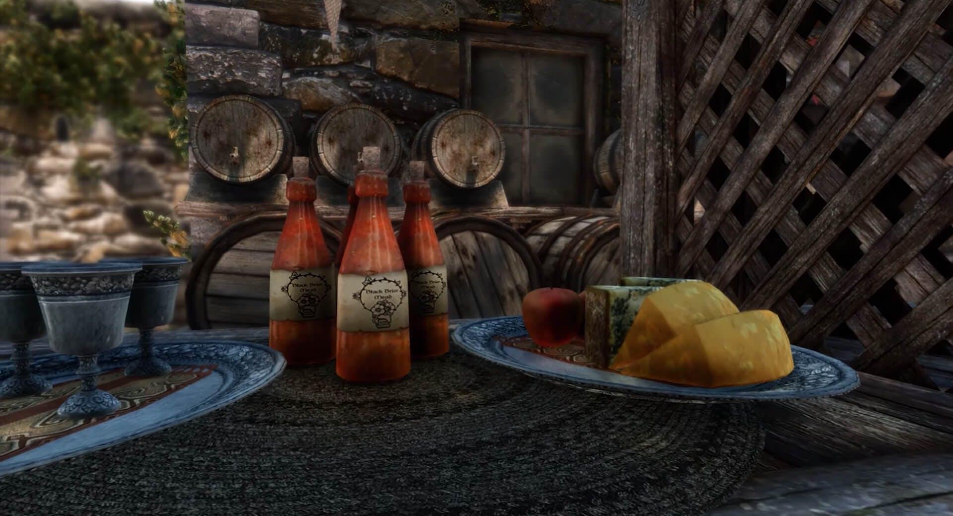 Skyrim - Black-Briar mead thieves guild