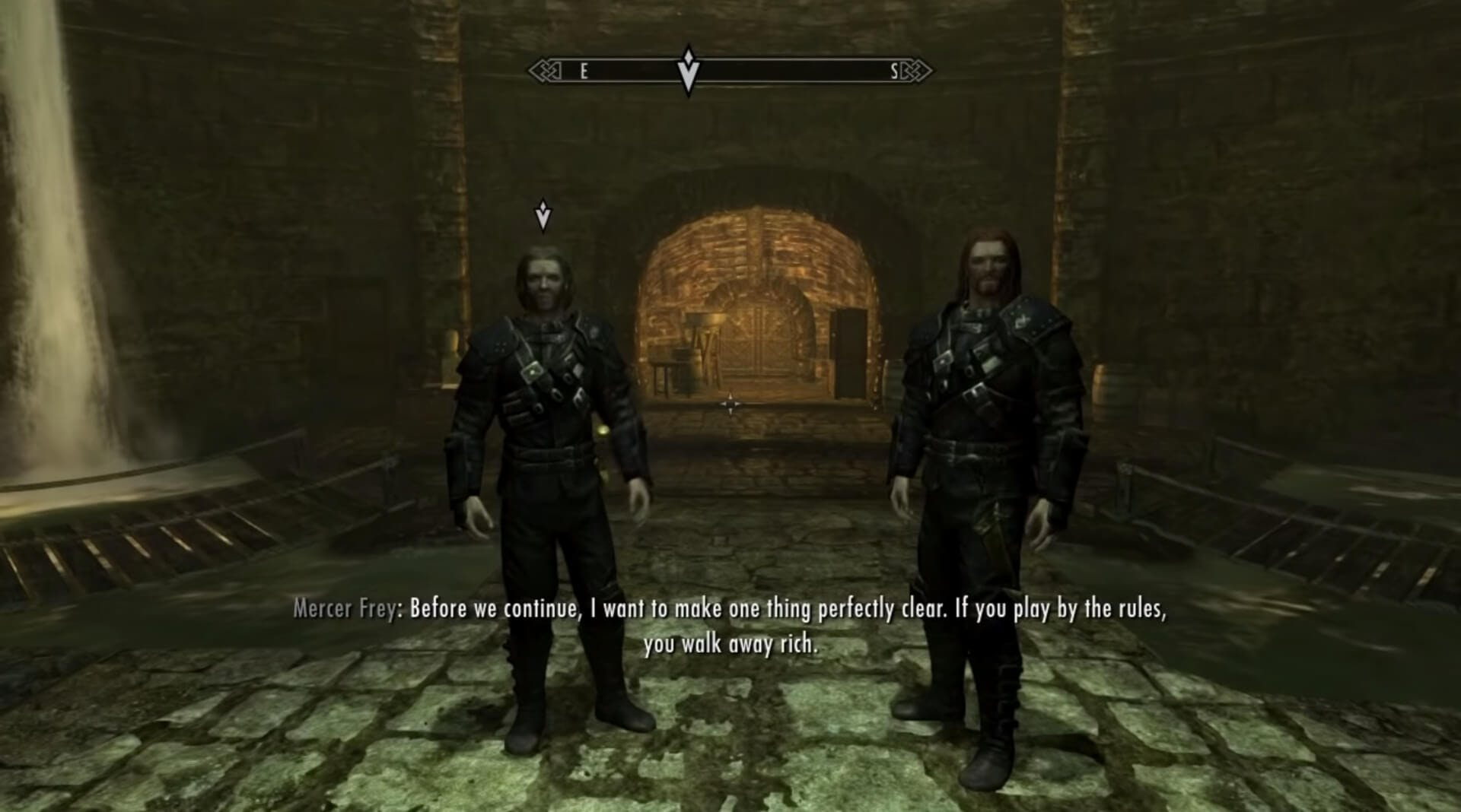 Skyrim - Thieves Guild