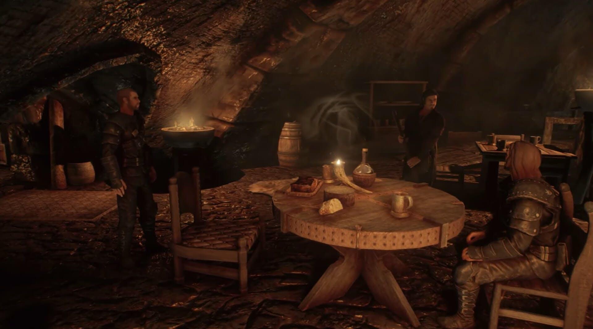 Skyrim - The Ragged Flagon thieves guild