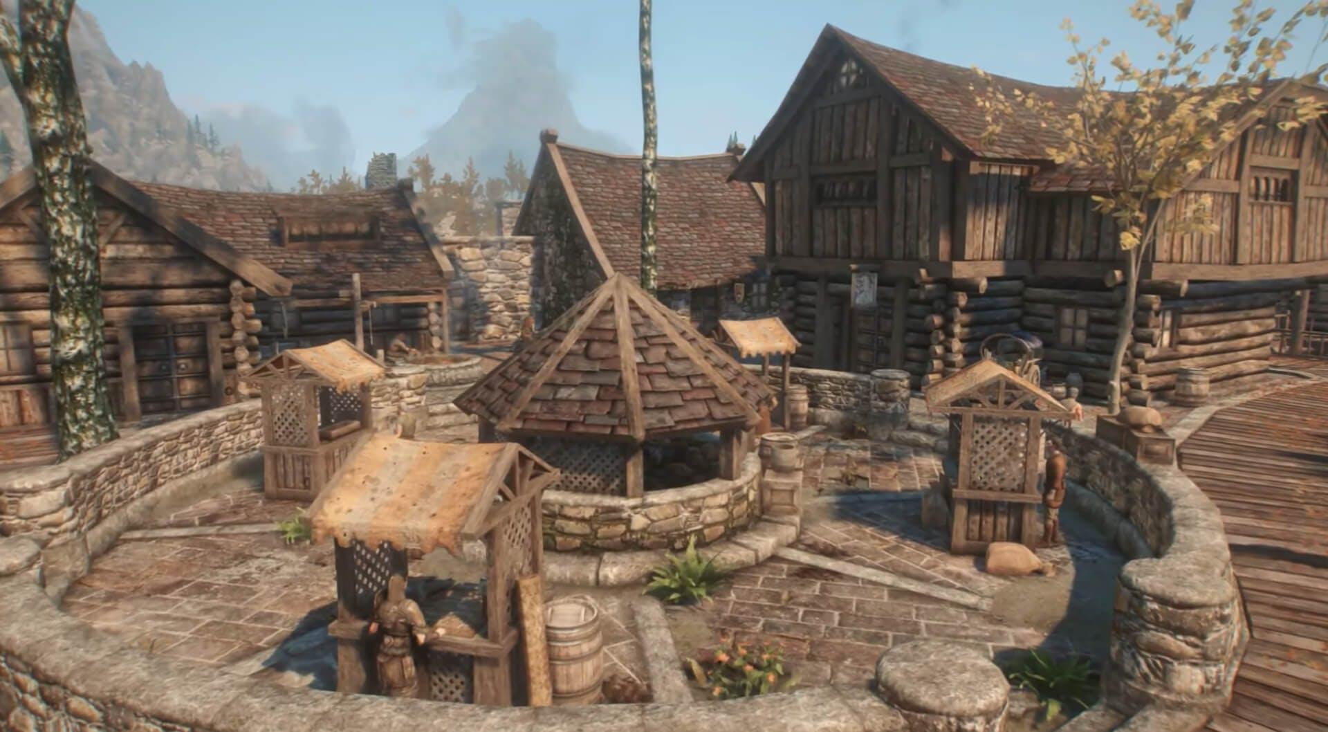 Skyrim - Riften thieves guild