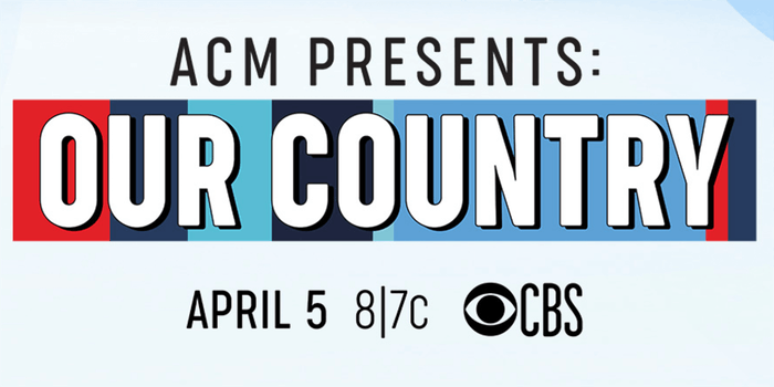 ACM Presents Our Country concert