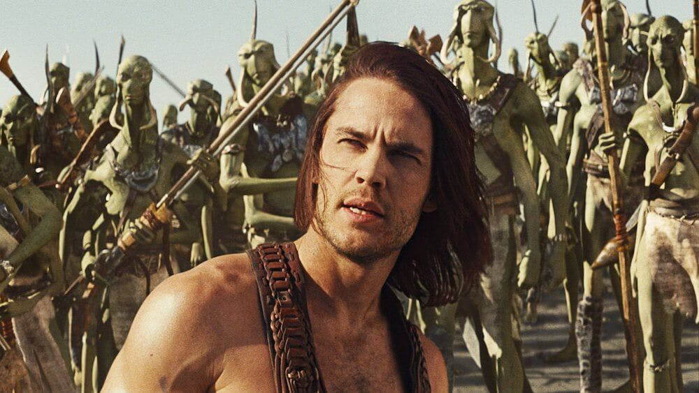 best movies netflix - john carter