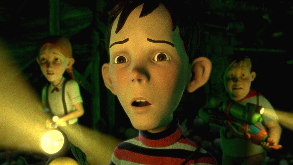 best movie netflix - monster house