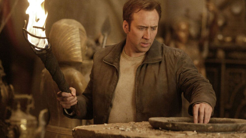 best movies netflix - national treasure