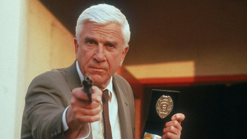 best movies netflix - the naked gun
