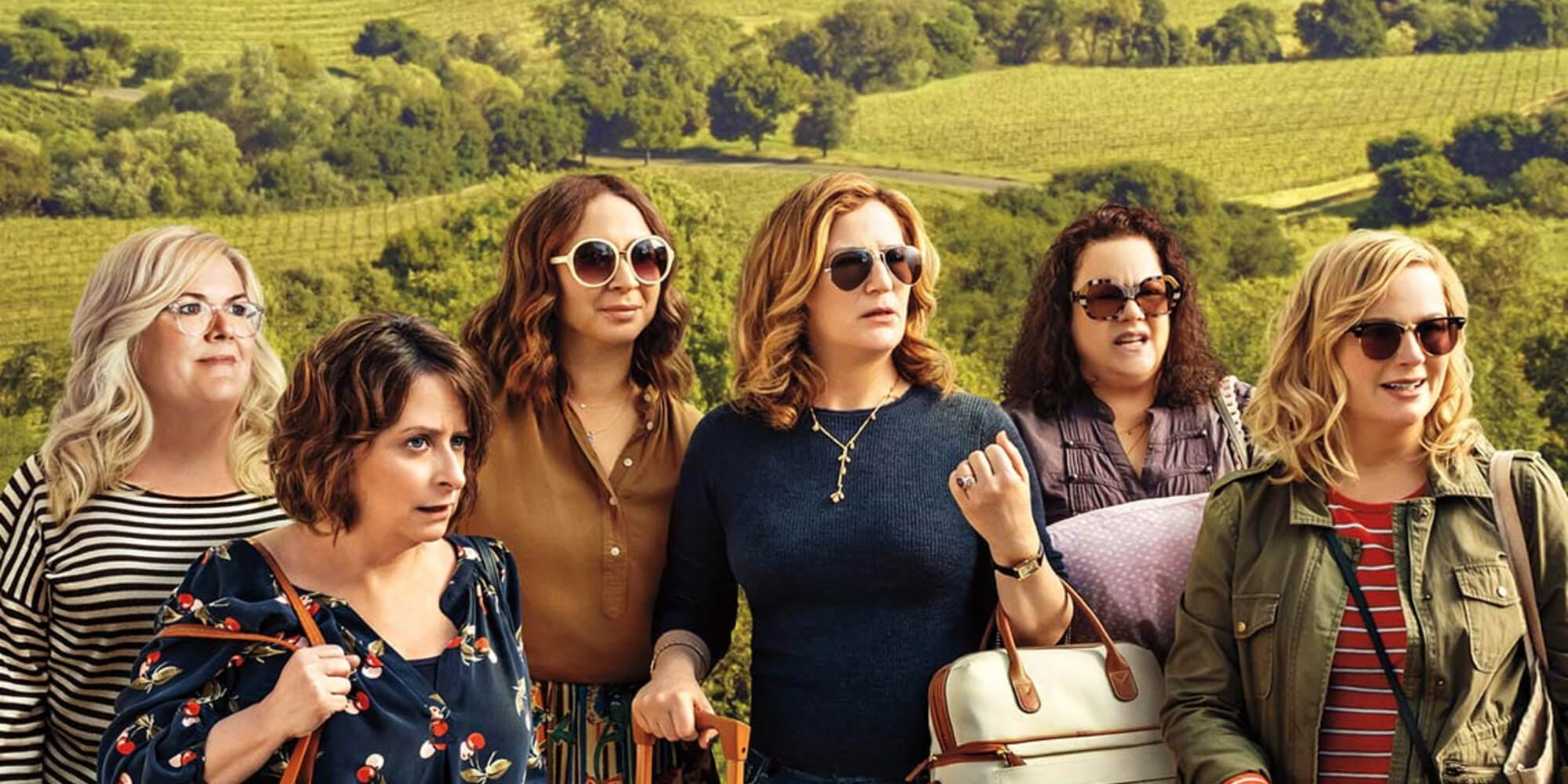 best comedies on netflix 2020 wine country