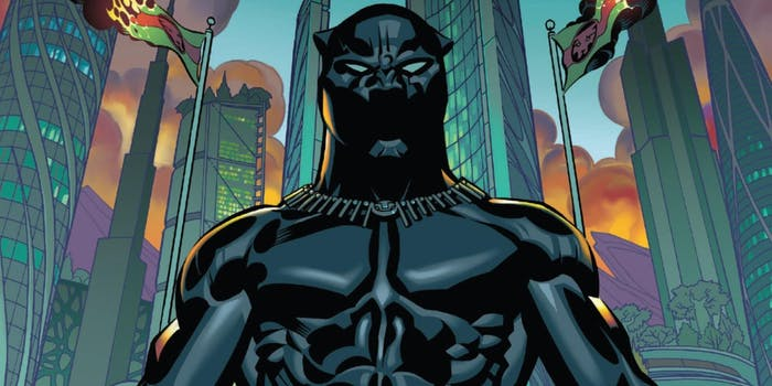 black panther free comic