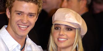 Britney Spears Justin Timberlake Instagram