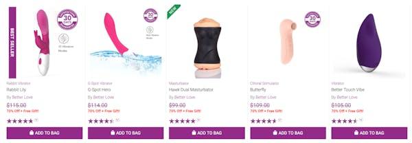 cheap sex toys