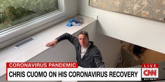 chris cuomo quarantine